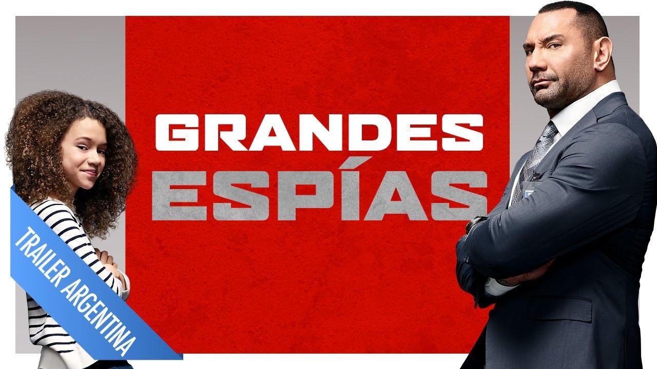 Grandes Espias | Trailer Oficial | Argentina