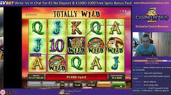 🎰 Totally Wild ⏩ Novomatic Casino Slots 🎰 Bonus Game