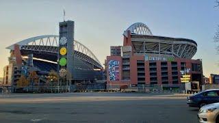 Century link stadium tour