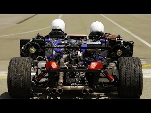Countach Replica v6 Turbo (8° parte) - Davide Cironi Drive Experience (SUBS)