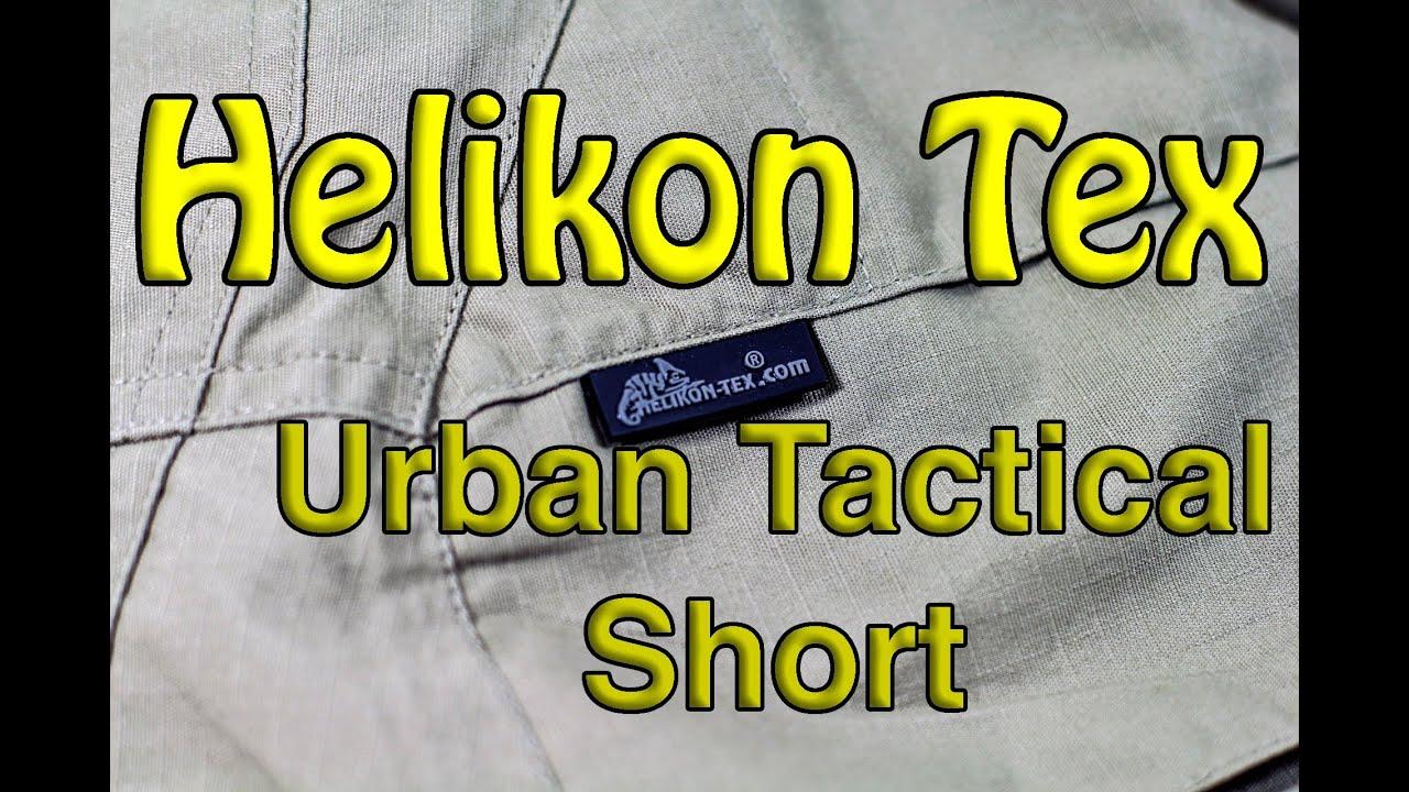 7544cbc2362 Helikon-Tex Urban Tactical Short - YouTube