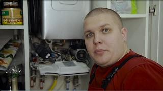 видео Ремонт и обслуживание газовых котлов Бош (Bosch)