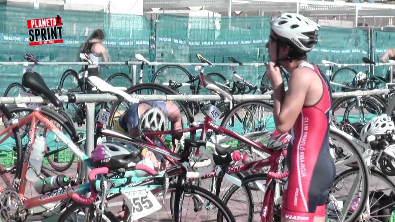 Transiciones triatlon
