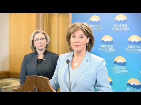 BC premier ok's Transmountain Pipeline expansion