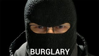 ВОР ПОПАЛ В ПТ ► Burglary