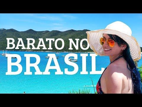 10 LUGARES BARATOS NO BRASIL PARA CONHECER EM 2021