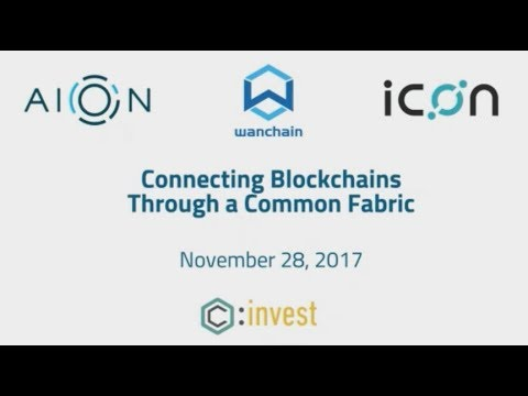 Blockchain Interoperability Alliance Announcement 2017