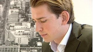 Самый молодой министр иностранных дел в истории Австрии