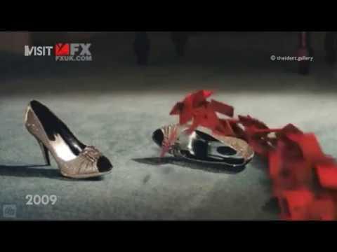 FOX (UK & Ireland) (formerly FX) 2004 - 2017