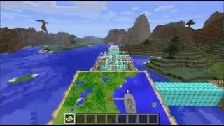 Minecraft Mini Cruise 2013
