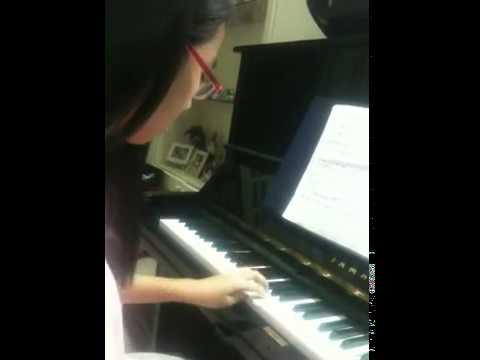 Rain and tears Piano lesson
