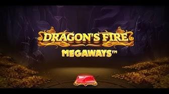 DRAGON'S FIRE MEGAWAYS (RED TIGER) ONLINE SLOT