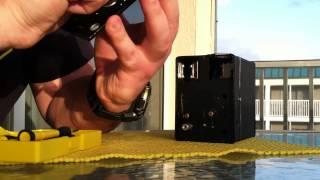 Servicing a Bilora Blitz Box Camera