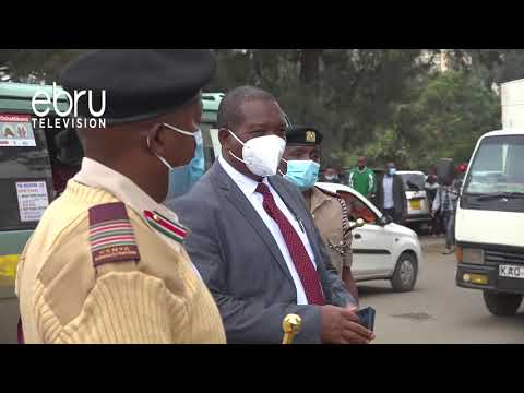 Nairobi Residents Cautioned Against Illegal Disposing Of Wastes
