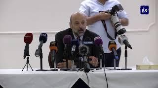اجتماع للتشاور في آلية تشكيل الحكومة الجديدة بين الرزاز والأحزاب السياسية - (11-6-2018)