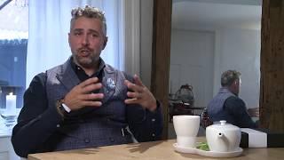 Roland Trettl im Interview über Chef-Sache und Branchennetzwerke in der Gastronomie
