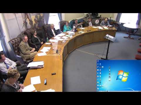 City of Plattsburgh, NY Meeting  5-9-19
