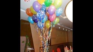 воздушные шары фото с днем рождения Алматы