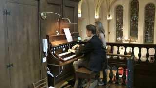 LUKA GADELIYA: J.S. Bach:  Piece d'orgue (Fantasie)