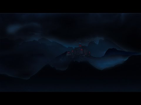 Create a Dark Landscape Matte Painting with Photoshop