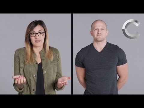 Couples Respond to 'Would You Have a Threesome?' | Couples Describe