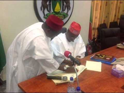 KWANKWASO SIGNS KANO JUSTICE REFORM BILL INTO LAW