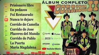 Grupo juda - CORRIDOS #2   ÁLBUM COMPLETO   #grupojuda #musicacristiana