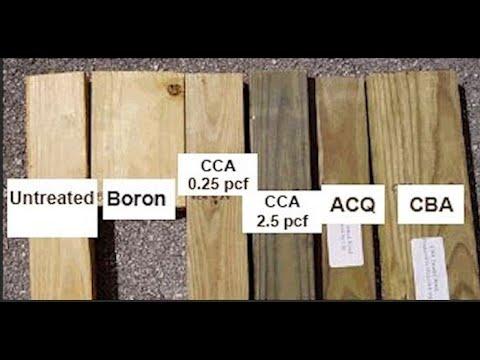 5-8-19 Residential Pressure Treated Wood Health Risks (gardening, Playground Equipment, Etc..)