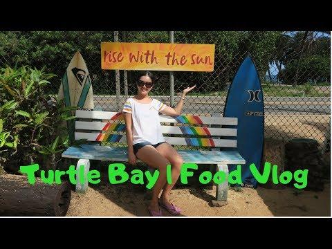 Turtle Bay | Oahu Hawaii | Food Vlog