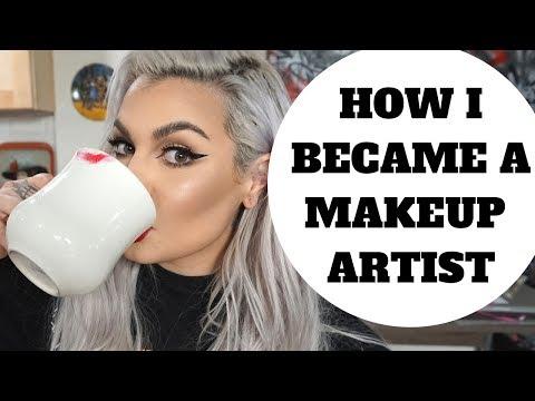 Becoming A Makeup Artist, My Story | Bailey Sarian