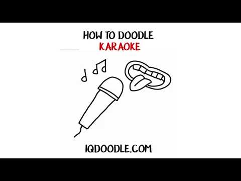 How to Draw Karaoke (drawing tips)