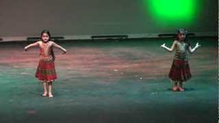 FMGCS Talent Show 2012 - Made In India Dance