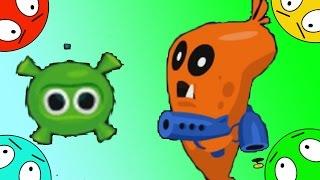 🐾 Побег от инопланетян. Шарик убегает с корабля пришельцев. Мультик 2016. Для малышей