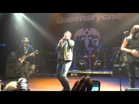 QUEENSRYCHE OPERATION: MINDCRIME LIVE NYC 2014 ANARCHY-X & REVOLUTION CALLING