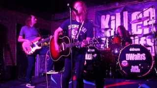 KILLER DWARFS - Driftin Back @ Tobacco Road NYC 9-5-2013