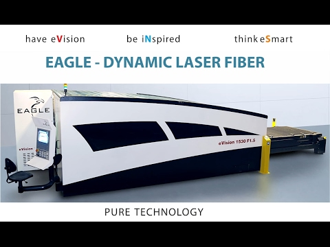 EAGLE - Fiber Laser Cutting
