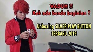 Silver Play Button Gw DIGUNA-GUNA !!!