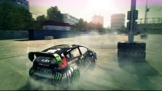 DIRT 3 gameplay pc max settings (RADEON HD 5570)