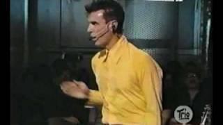 David Byrne - Making Flippy Floppy - Sessions at West 54th Street 10131998