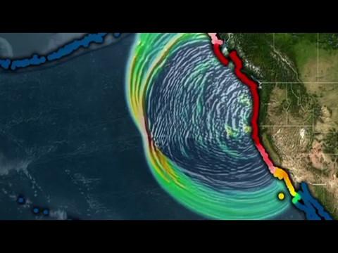 Pacific Northwest Prepares for Future Tsunami Threat from Big Earthquake