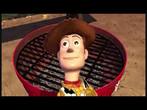 Toy Story Clip - Sid Learns A Lesson