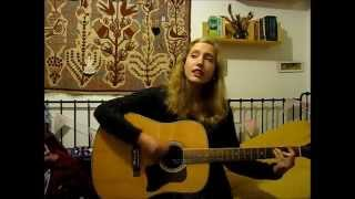 Suspended in Gaffa - Kate Bush (Cover by Sophie Fletcher)