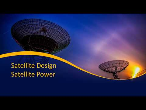 Basic Satellite Design- Power