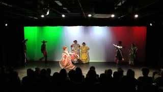 Act V: Home Again (Tristes Jardines / Las Alazanas / Mi Jalisco / El Gavilancillo / Jarabe Tapatío)