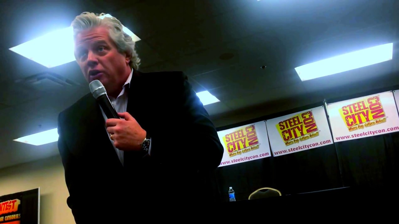 Download Tom Wilson Q&A Steel City Con Dec 2017 (Biff)