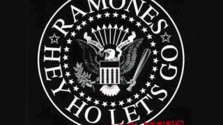 The Ramones - Commando (with lyrics)