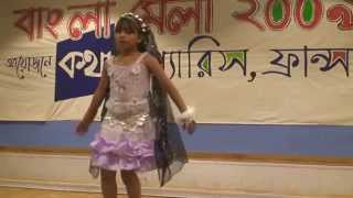 Bangla Mela - Dhar Dharina Para Porshi Dance  By Melanie