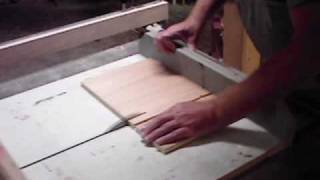 Dark Knight: Custom Wood Case- Building Hdd Cage
