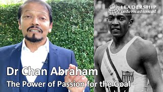 Power of Passion for the Goal
