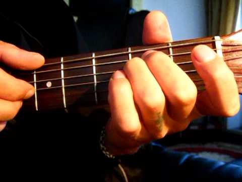 Играть на гитаре романс носкова